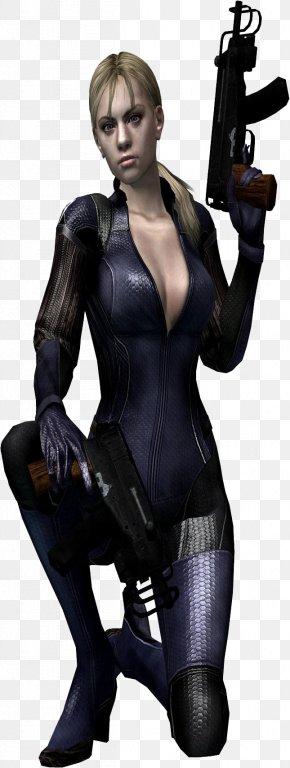 Julia Voth Resident Evil 3 Nemesis Jill Valentine Capcom