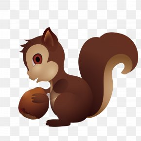 Cute Squirrel - Squirrel Computer File PNG