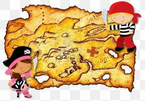 Map - Treasure Map Treasure Map National Treasure PNG