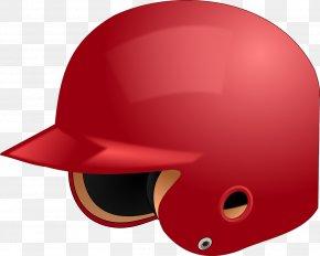 Helmet - Batting Helmet Baseball Clip Art PNG