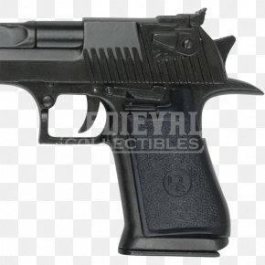 Weapon - Airsoft Guns Revolver IMI Desert Eagle Firearm PNG