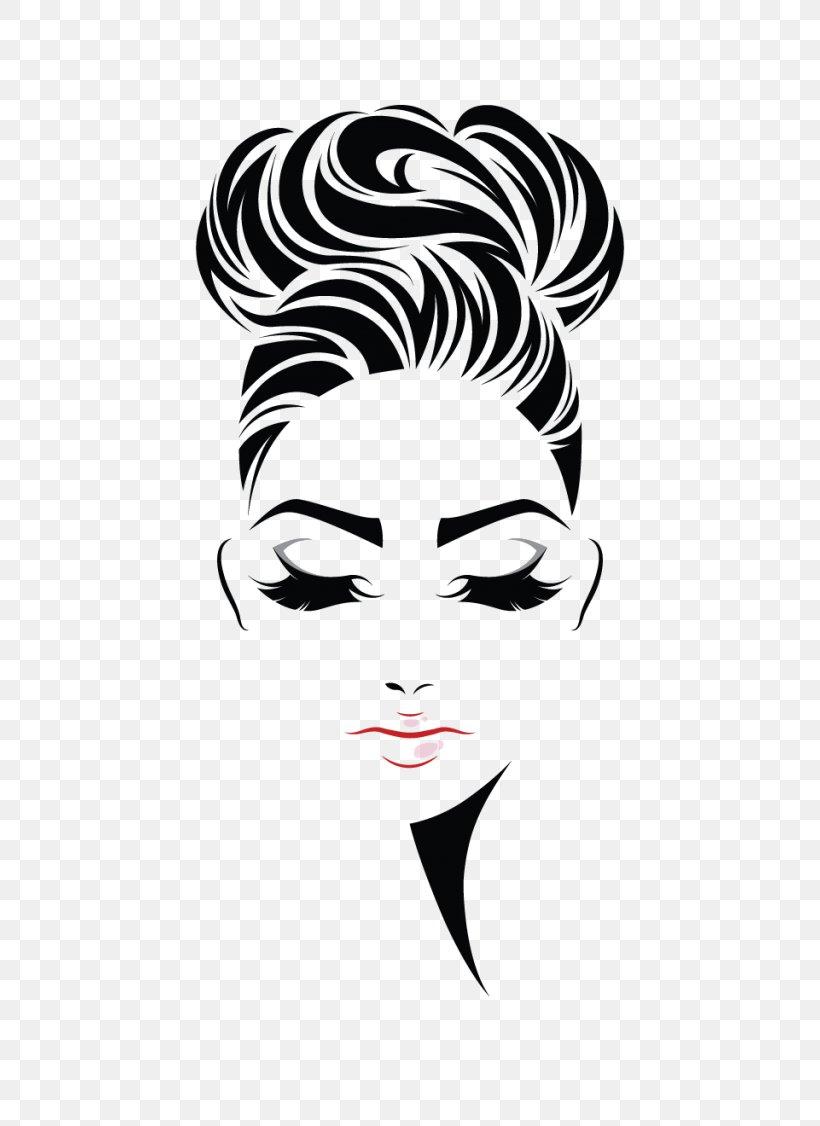 Bun Hairstyle Vector Graphics Beauty Parlour Png 768x1126px Bun Art Beauty Beauty Parlour Blackandwhite Download Free