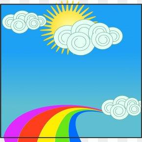 Sky - Sky Cloud Clip Art PNG