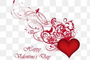 Valentine's Day - Valentine's Day Sticker Telegram Clip Art PNG