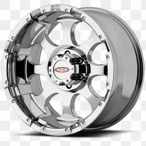 Car - Car Chrome Plating Custom Wheel Metal PNG