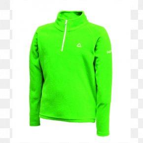 T-shirt - T-shirt Hood Green Sweater PNG