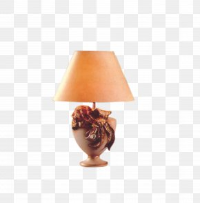 Exquisite Table Lamp - Lampshade Electric Light PNG