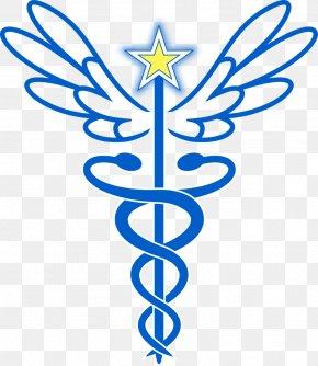 Spade Jack - Staff Of Hermes Caduceus As A Symbol Of Medicine Health Care PNG