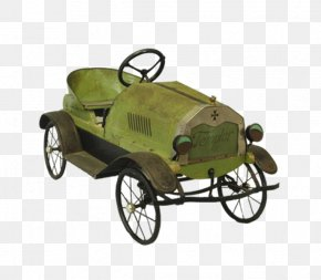 Free Green Antique Car Pull Pictures - Vintage Car Antique Car Classic Car PNG