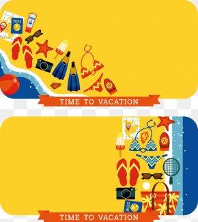 Tourism Theme Cell Phone Case - Euclidean Vector Illustration PNG