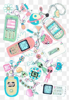 Phone Background - Theme Editing Blog Drawing PNG