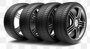 Car Tire - Used Car Tubeless Tire Automobile Repair Shop PNG