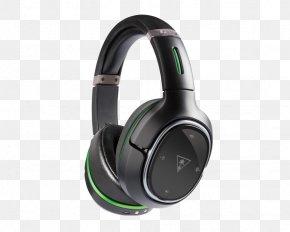 Xbox 360 Wireless Headset - Xbox 360 Wireless Headset Turtle Beach Elite 800X Headphones 7.1 Surround Sound PNG