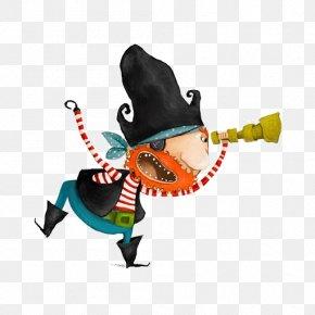 Creative Cartoon Pirates - Piracy Drawing Cartoon Illustration PNG