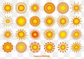 Sun - Shape PNG