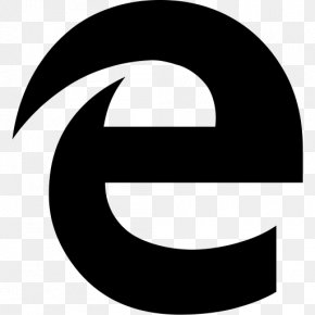Edge - Microsoft Edge Internet Explorer Web Browser PNG
