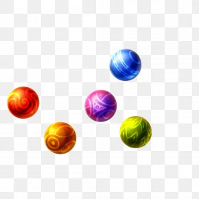 5 Balls - Sphere Ball Marble PNG