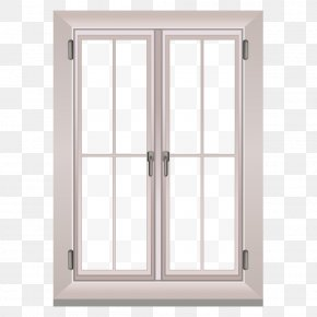 Painted Aluminum Alloy Windows - Window Aluminium Curtain PNG