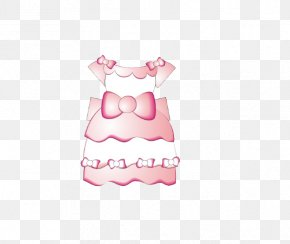 Cute Baby Equipment - Skirt Clothing Cartoon Dress PNG