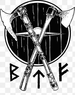 Axe - Dane Axe Viking Battle Axe PNG