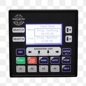 Variable Speed Drive - Variable Frequency & Adjustable Speed Drives Electric Motor Water Well Pump Electronics PNG
