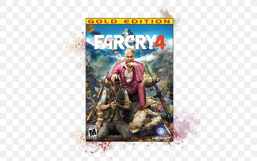 Far Cry 4 Far Cry 3 Xbox 360 Playstation 4 Playstation 3 Png