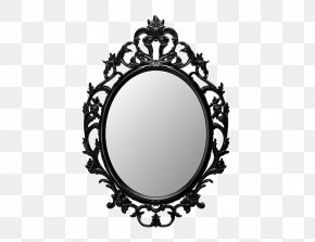 Mirror - Picture Frame Mirror Wall Glass Interior Design Services PNG