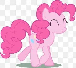 Pie Throwing Cliparts - Pinkie Pie Rainbow Dash My Little Pony Princess Luna PNG