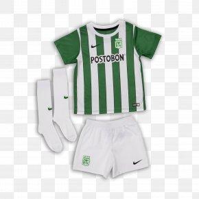 T-shirt - Atlético Nacional T-shirt Clothing Nike Colombia National Football Team PNG
