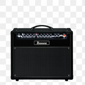 Electric Guitar - Guitar Amplifier Ibanez Tube Screamer Electric Guitar PNG