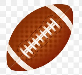 American Football Ball Clipart Picture - American Football PNG