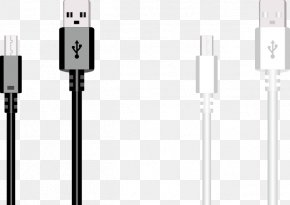 Vector Usb Data Cable - Data Cable USB Android PNG