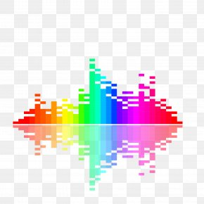 Three Primary Colors Of Sound Sonic Vector Material - Sound Euclidean Vector PNG