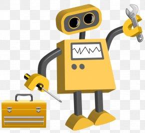 Technology - Technology Robot Desktop Wallpaper Clip Art PNG
