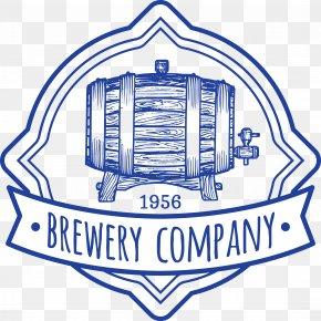England Sketch Beer Labels - Whisky Beer Ale Barrel Logo PNG