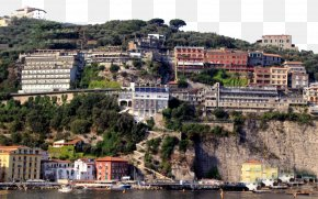 Italy Landscape Nine - Naples Icon PNG