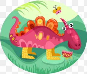 Cartoon Dinosaur Material - Royalty-free Stock Illustration Illustration PNG