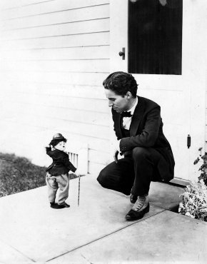 Charlie Chaplin - The Tramp My Autobiography Silent Film Actor PNG