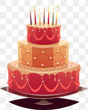 Birthday Cake Vector Image - Birthday Cake Wedding Cake Happy Birthday To You PNG