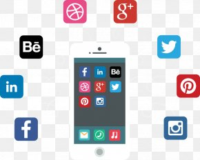 Smartphone - Smartphone Feature Phone Mobile App Development PNG