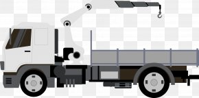 Pickup Truck - Car Semi-trailer Truck Commercial Vehicle Tow Truck PNG