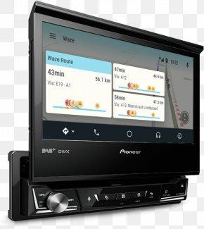 Car - Car Land Rover Vehicle Audio ISO 7736 Automotive Head Unit PNG