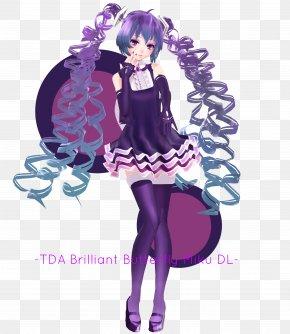 Hatsune Miku - Hatsune Miku: Project Diva X MikuMikuDance Vocaloid Kittie PNG