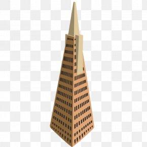 Building - Skyscraper Building PNG