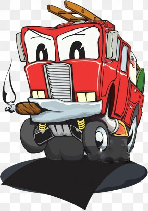 Comic Design Fire Rescue Vehicle - Getty Images Stock Illustration Illustration PNG