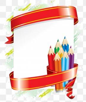 GRADUATION BORDER - School Picture Frames Education Clip Art PNG