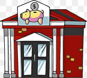 Furniture House - Clip Art Shed Table House Furniture PNG