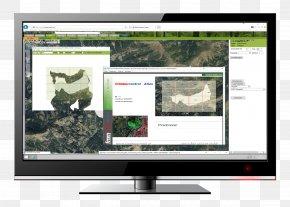 Mapping Software - Computer Software Computer Monitors Information Data PNG