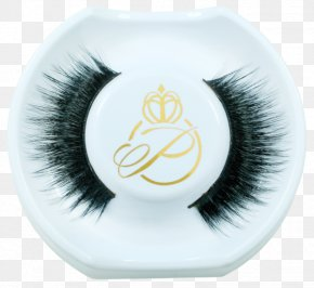 Eyelashes - Eyelash Extensions Hair Synthetic Fiber PNG