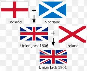 United Kingdom Flag - England Flag Of The United Kingdom Jack Flag Of Scotland PNG
